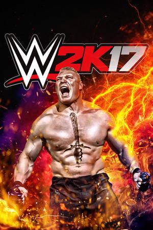 WWE 2K17 poster image on Steam Backlog