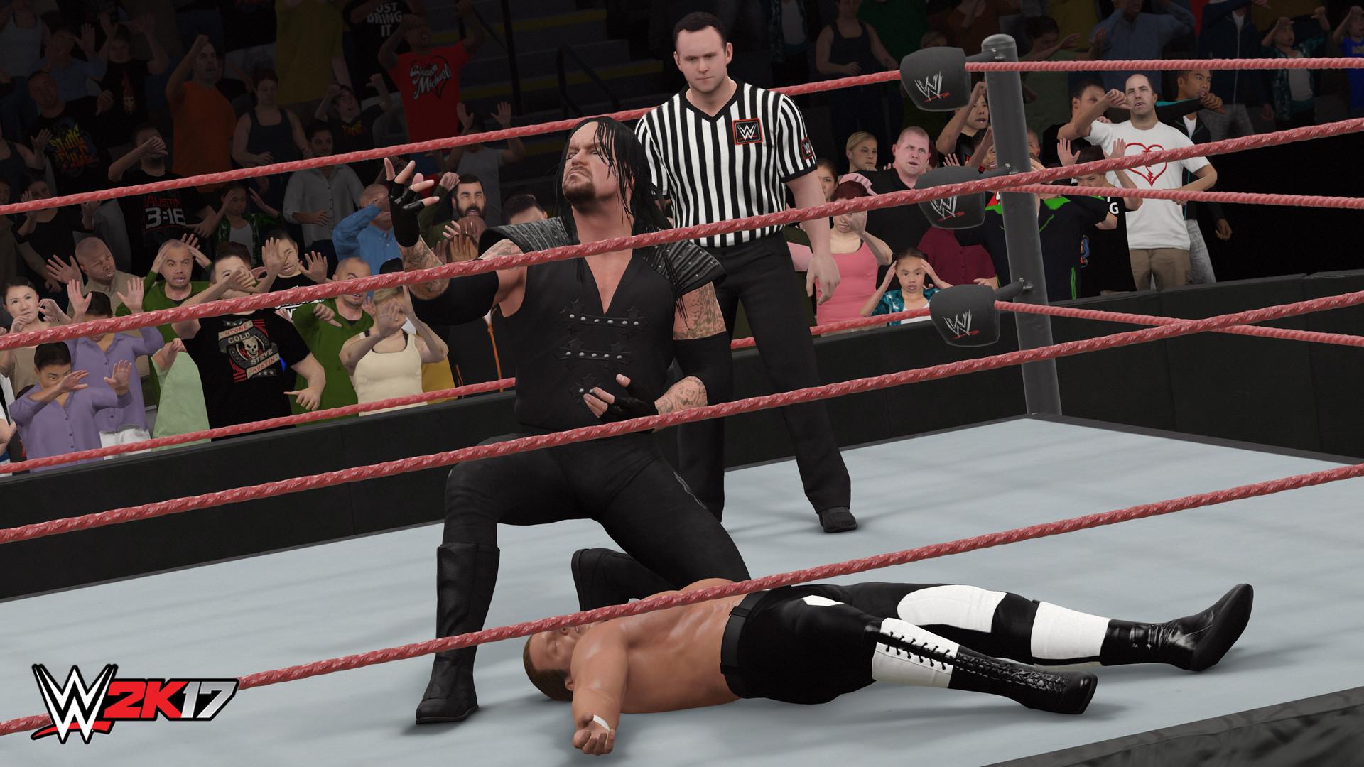WWE 2K17 on Steam