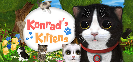 Immerse Yourself In The Virtual World Of Konrad Kitten And Experience First Cat That Feels Like A Real One Look After Him Daily Care