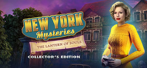 New York Mysteries: The Lantern of Souls cover art
