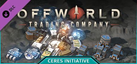 Offworld Trading Company - The Ceres Initiative DLC cover art