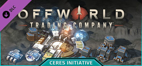 Offworld Trading Company - The Ceres Initiative DLC cover art