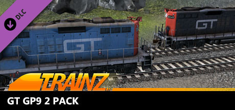 TANE DLC: GT GP9 2 Pack