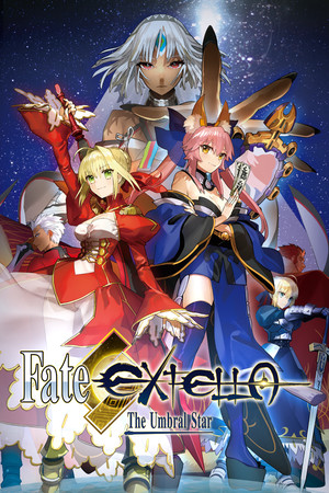 Fate/EXTELLA poster image on Steam Backlog