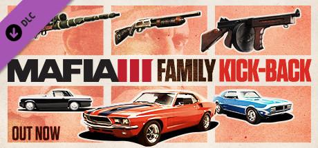 Mafia III - Family Kick Back Pack