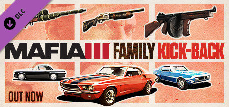 Mafia III - Family Kick-Back Pack