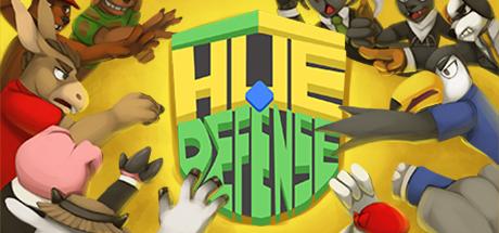 Hue Defense Game