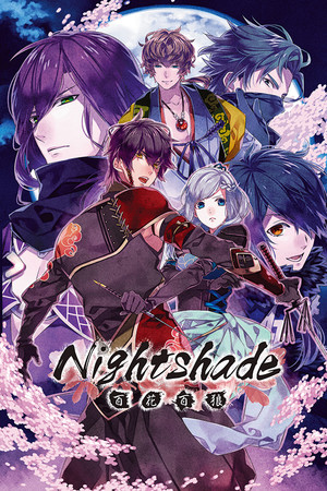 Nightshade/百花百狼 poster image on Steam Backlog