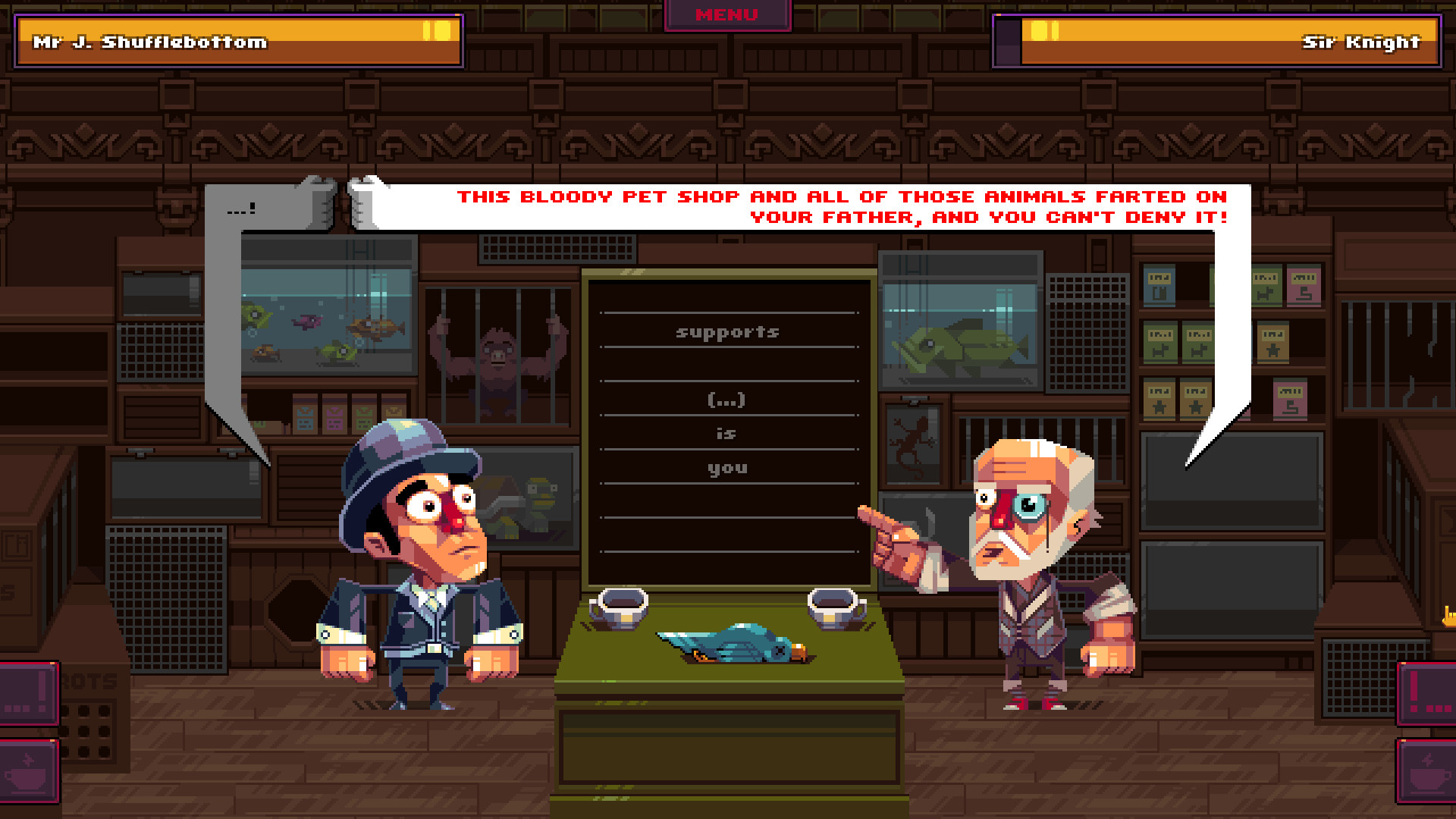 oh sir the insult simulator free