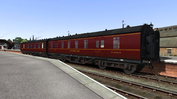 скриншот TS Marketplace: LMS P3 Coaches Pack 04 Add-On 0