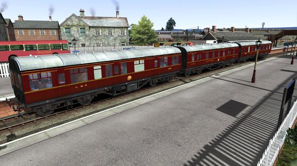 скриншот TS Marketplace: LMS P3 Coaches Pack 04 Add-On 4