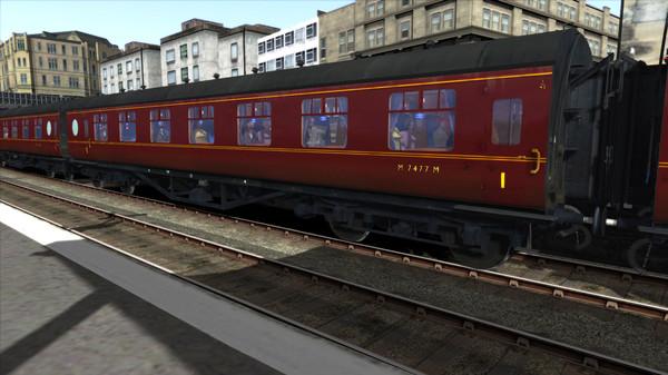 скриншот TS Marketplace: BR Porthole Coach Pack 01 Add-On 5