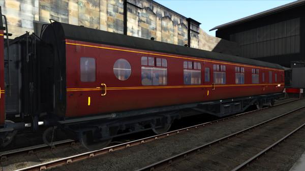 скриншот TS Marketplace: BR Porthole Coach Pack 01 Add-On 4