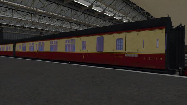 скриншот TS Marketplace: BR Porthole Coach Pack 01 Add-On 1
