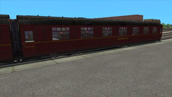 скриншот TS Marketplace: Gresley Coach Pack 04 Add-On 1