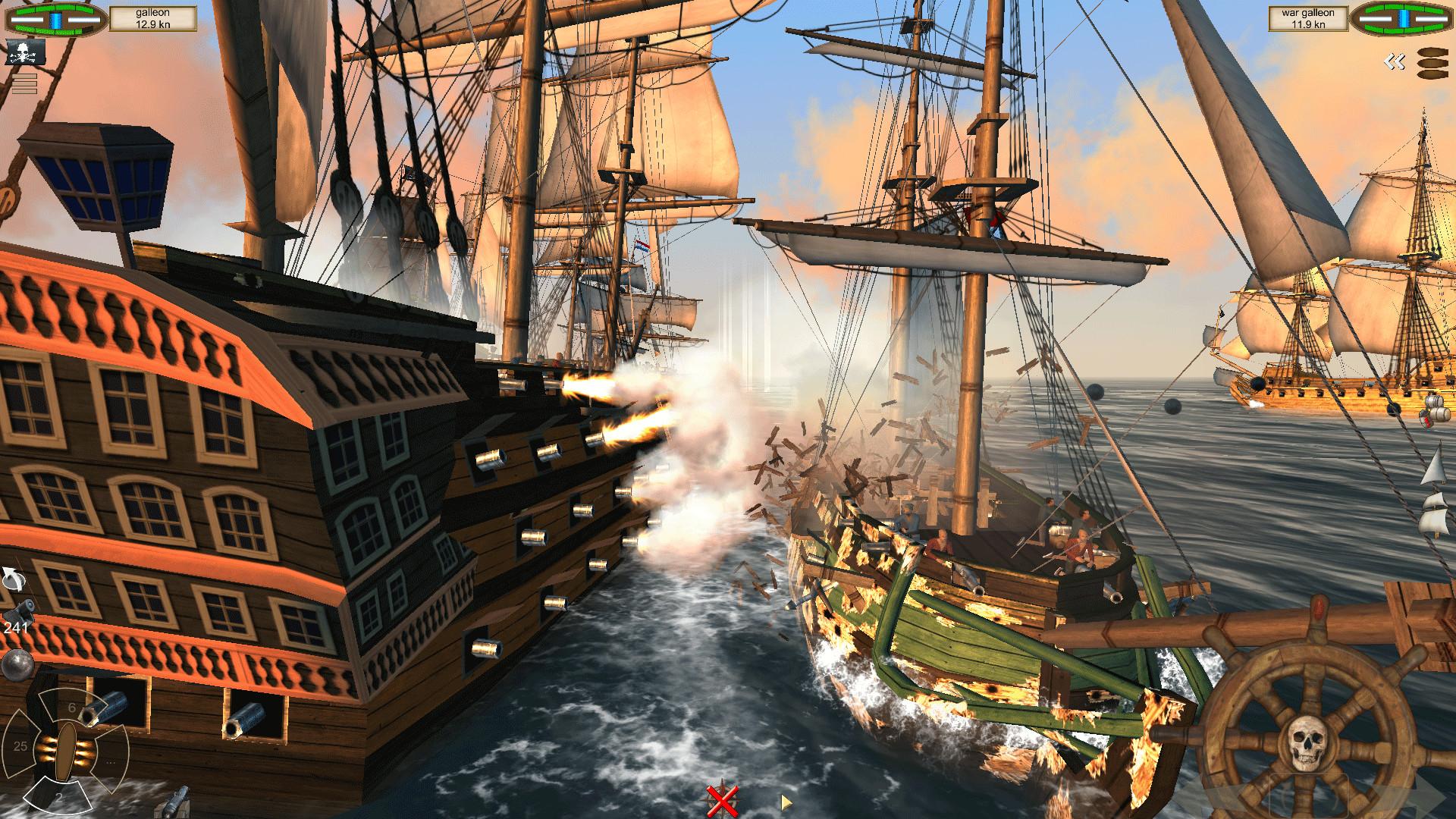The Pirate: Caribbean Hunt в Steam