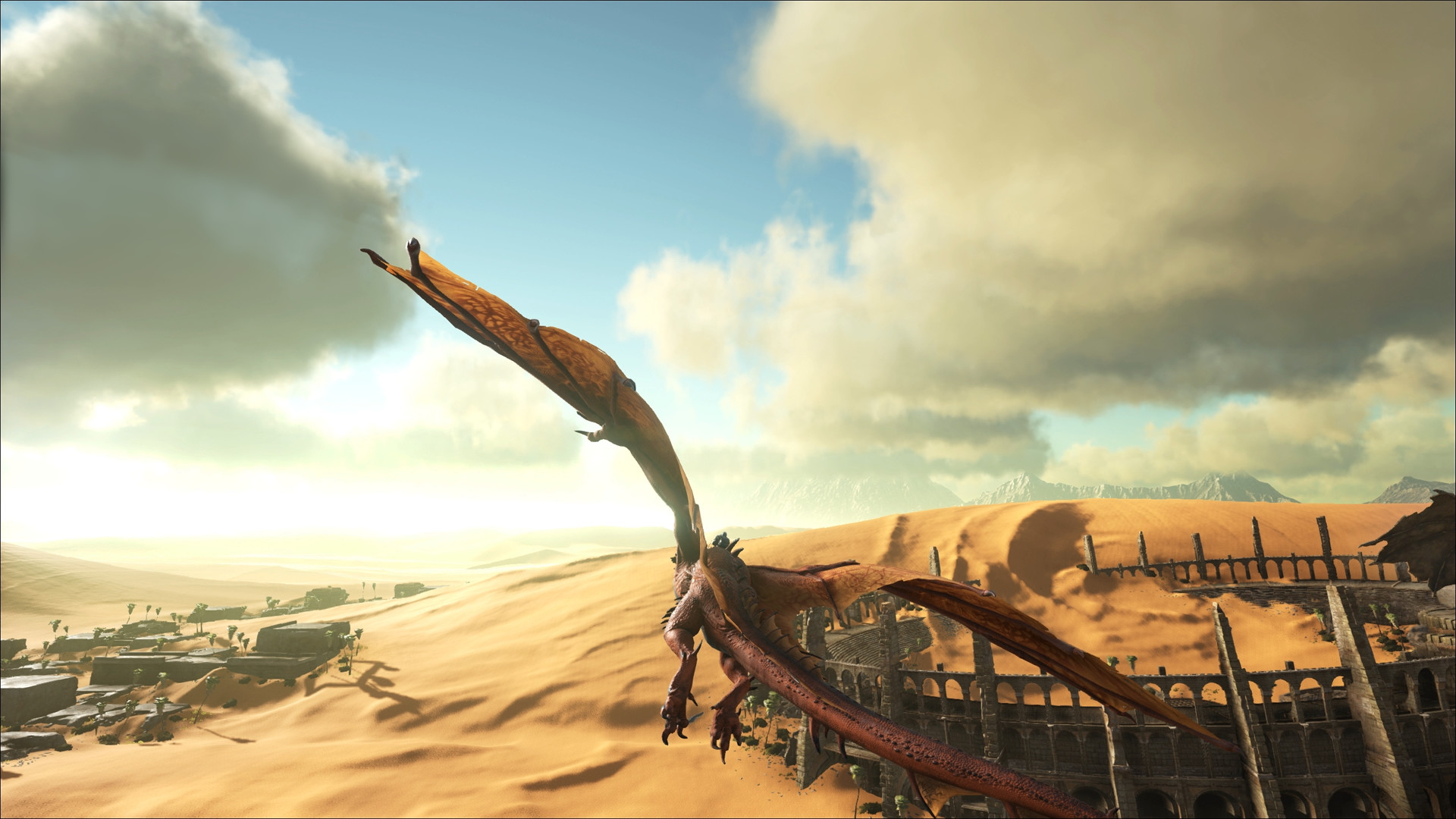 ARK Scorched Earth Expansion Pack on Steam
