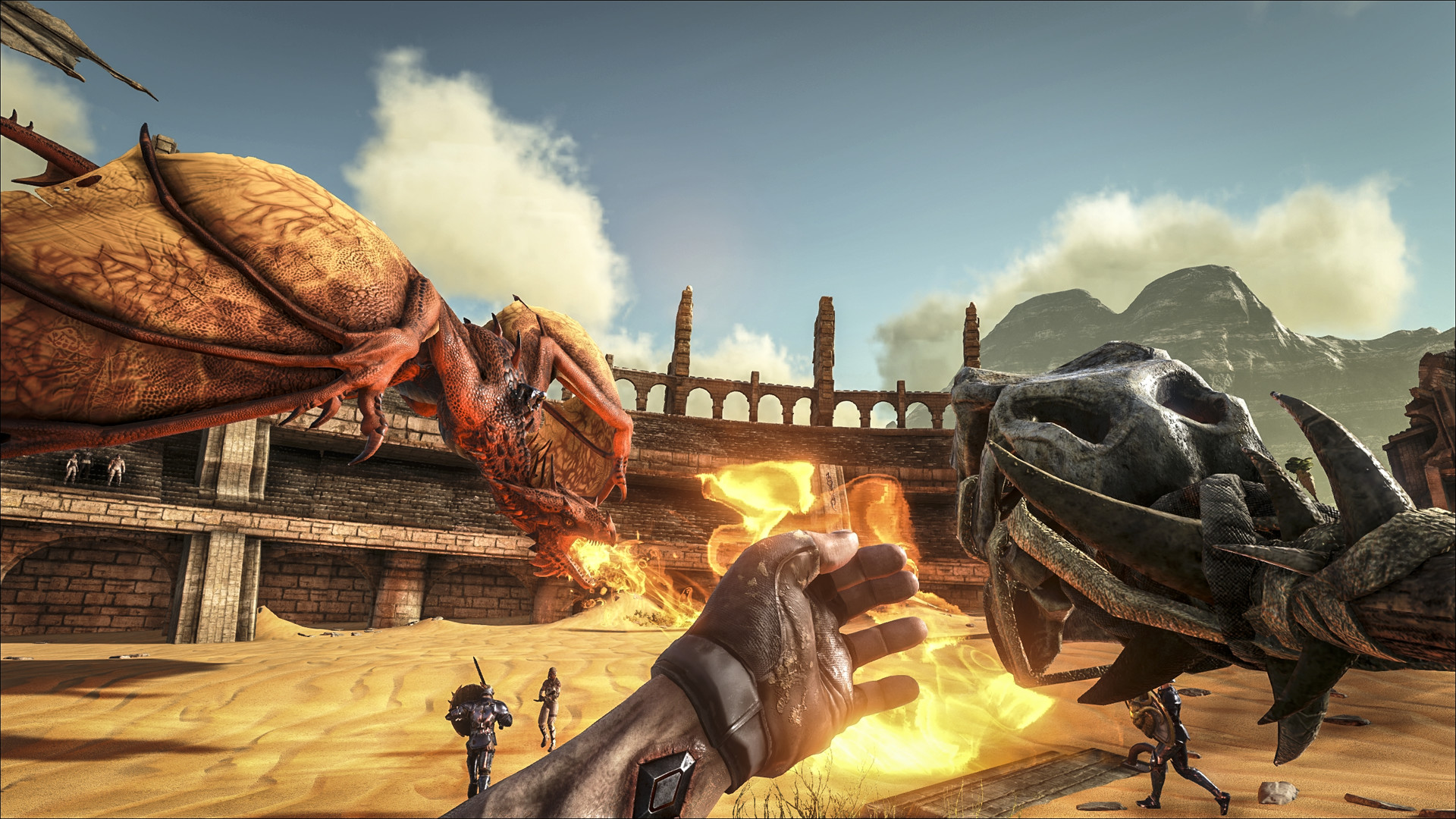 steam で 60 オフ ark scorched earth expansion pack