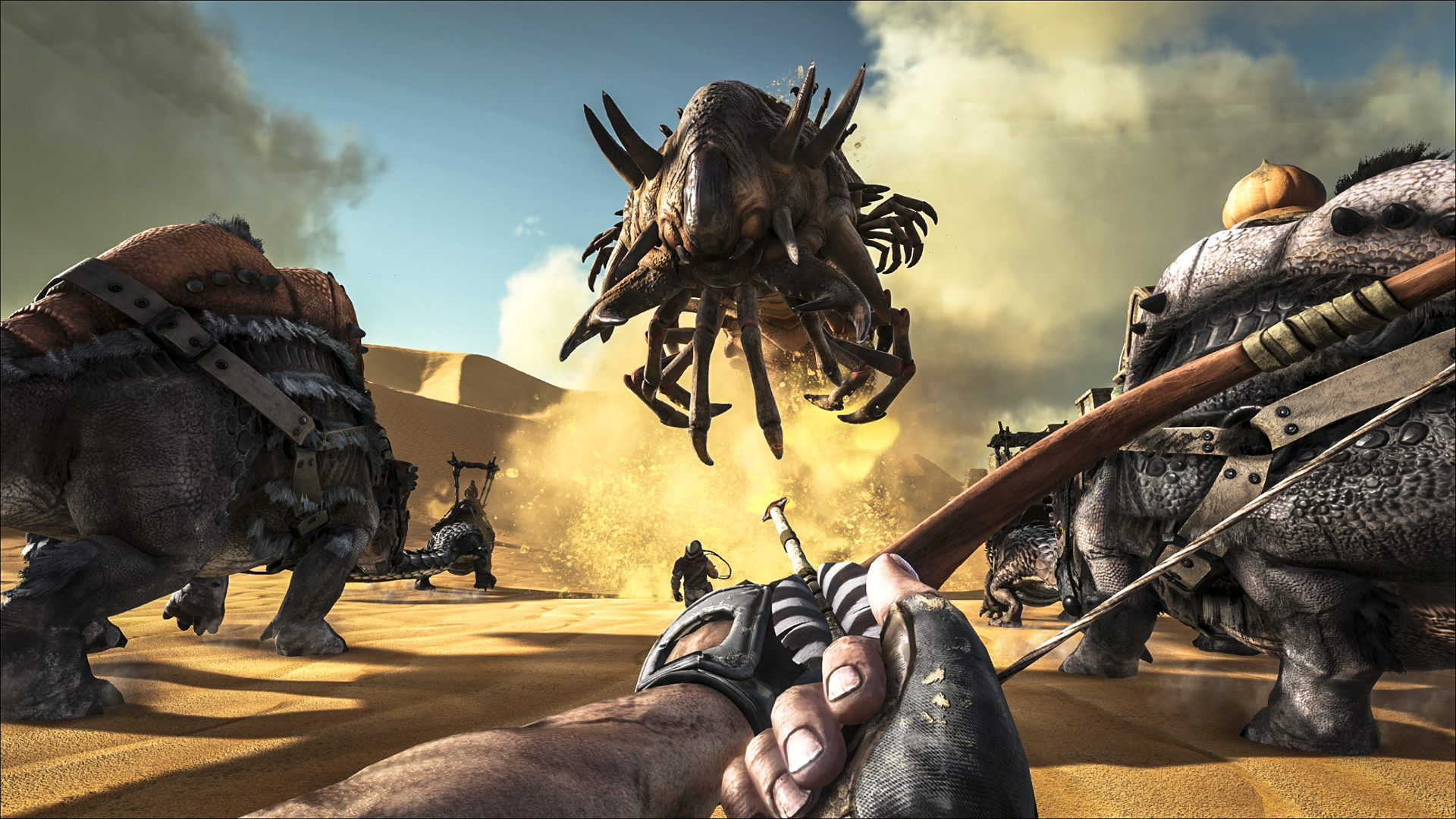 ark survival evolved scorched earth map download