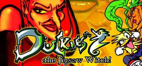 Duckles: the Jigsaw Witch