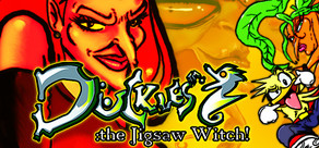 Duckles: the Jigsaw Witch cover art