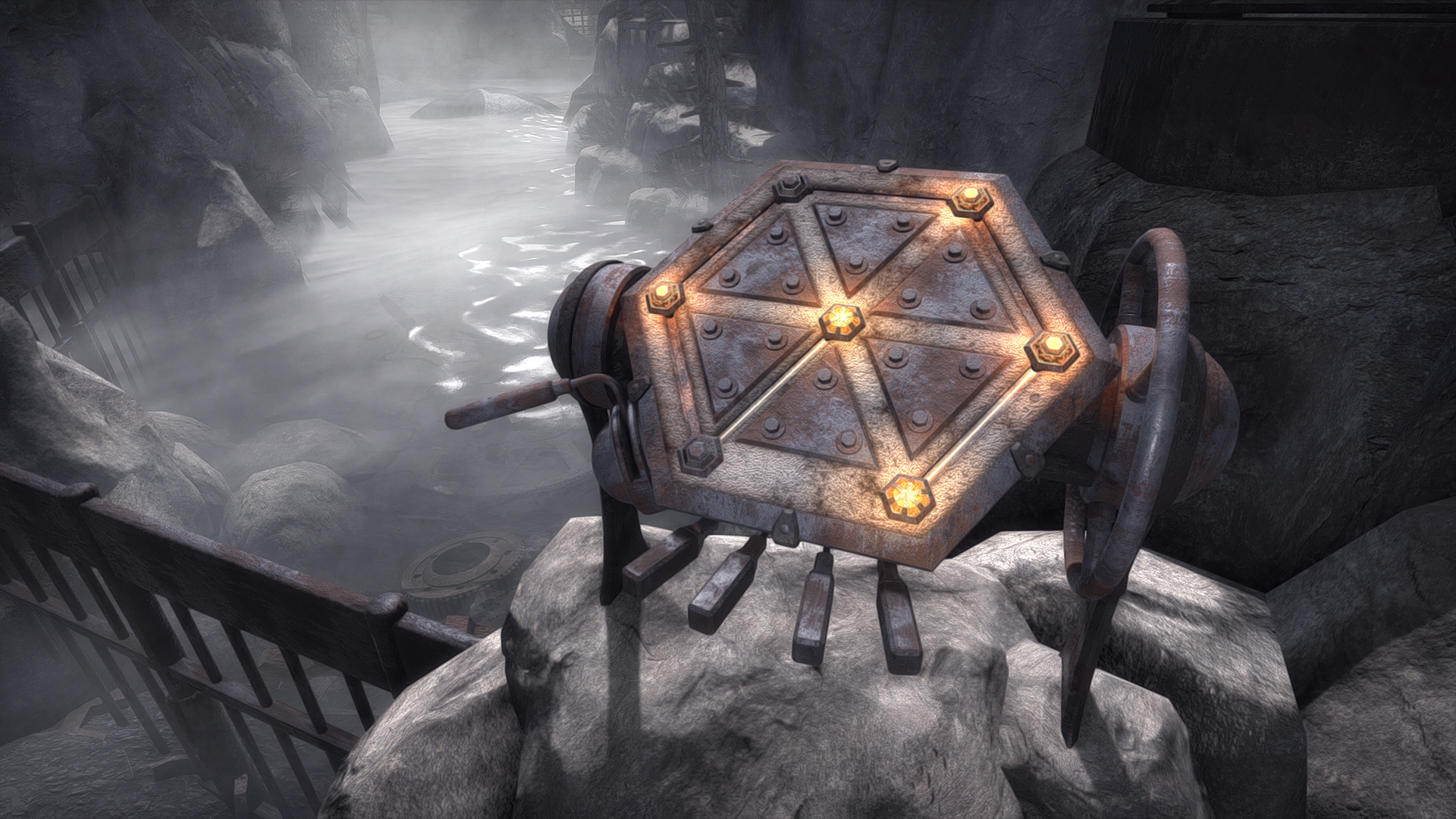 Quern Undying Thoughts Screenshot 2