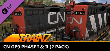TANE DLC: CN GP9 Phase I & II (2 Pack)