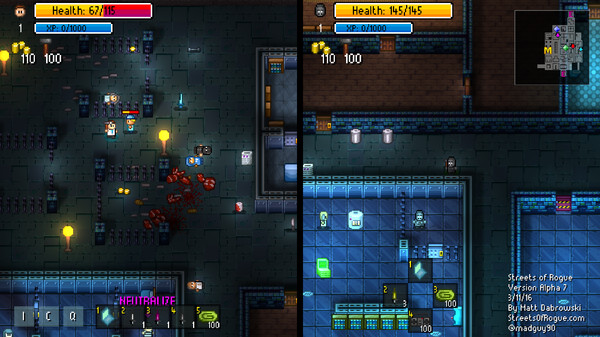 Download Streets of Rogue Torrent