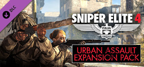 Sniper Elite 4 - Urban Assault Expansion Pack