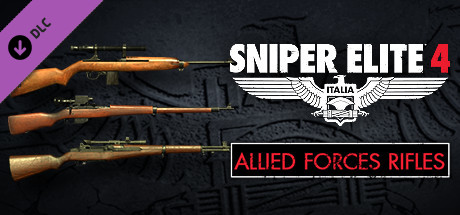 Sniper Elite 4 - Allied Forces Rifle Pack