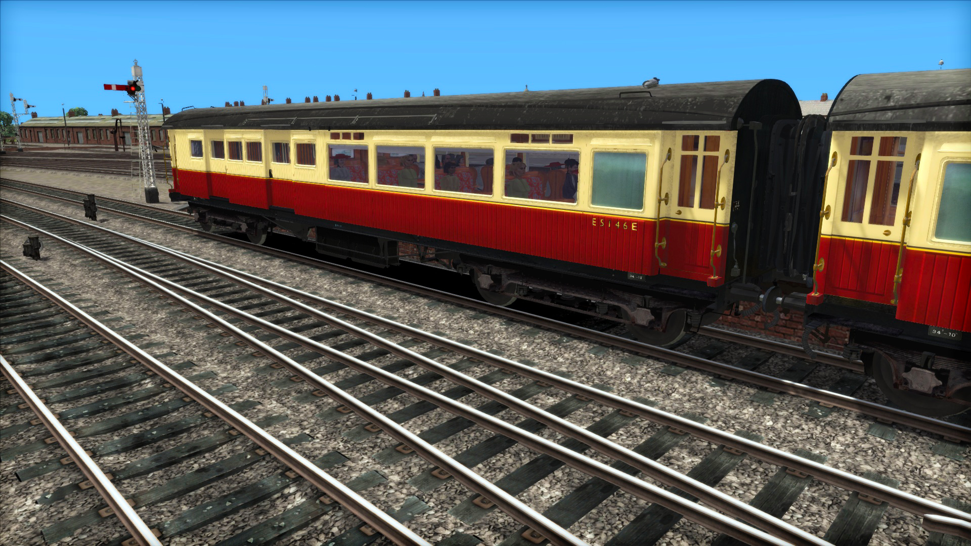 Train Simulator Marketplace: Barnum Coaches Pack 01 Add-On 2016 pc game Img-1