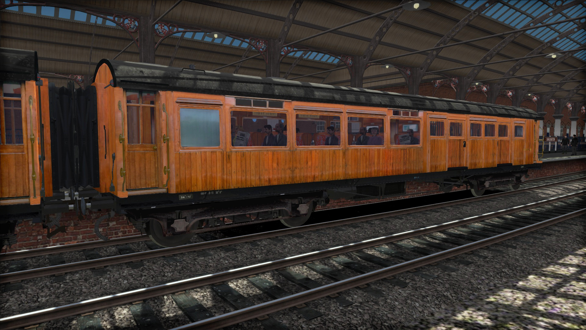 Train Simulator Marketplace: Barnum Coaches Pack 01 Add-On 2016 pc game Img-4