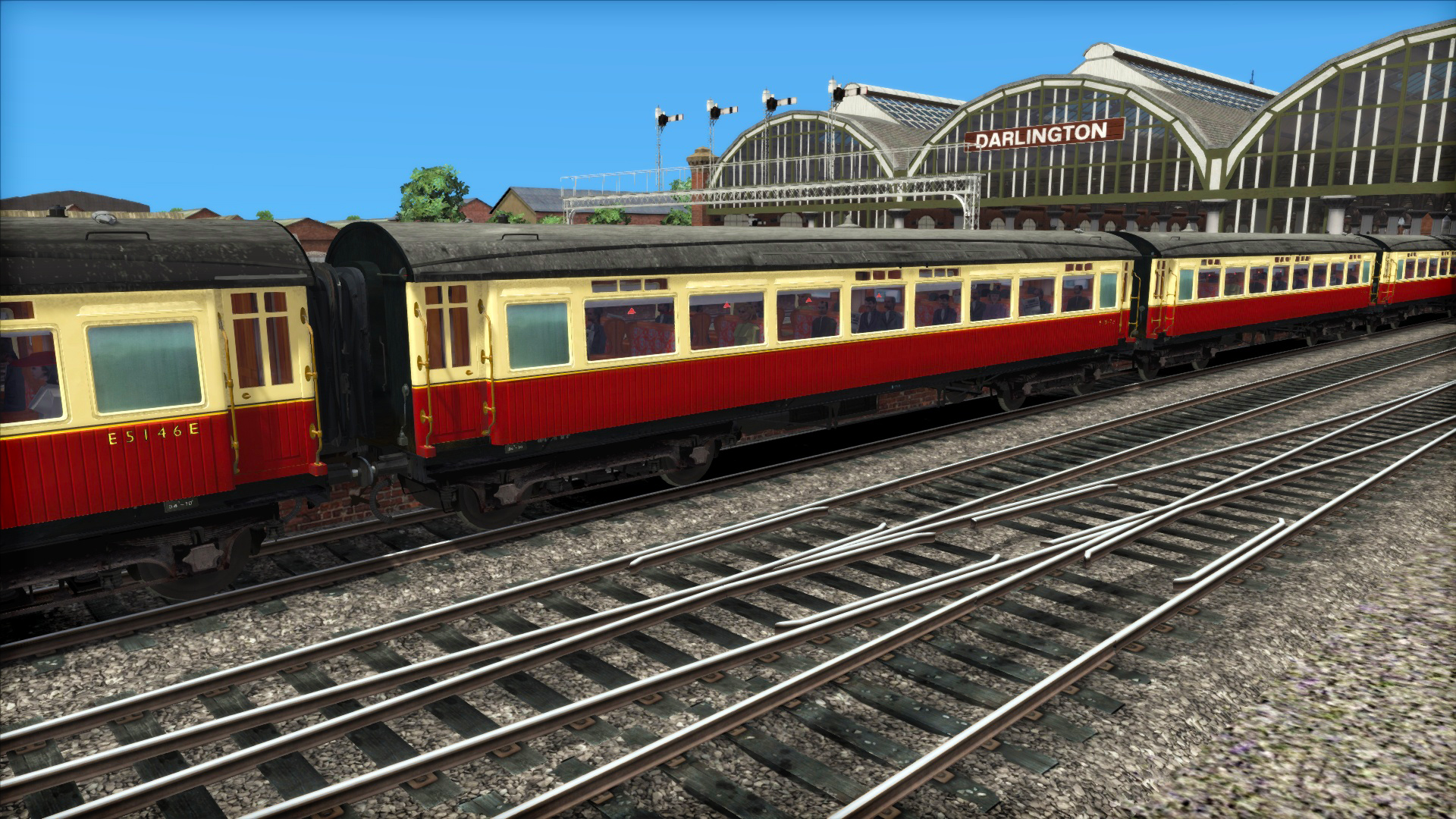 Train Simulator Marketplace: Barnum Coaches Pack 01 Add-On 2016 pc game Img-3