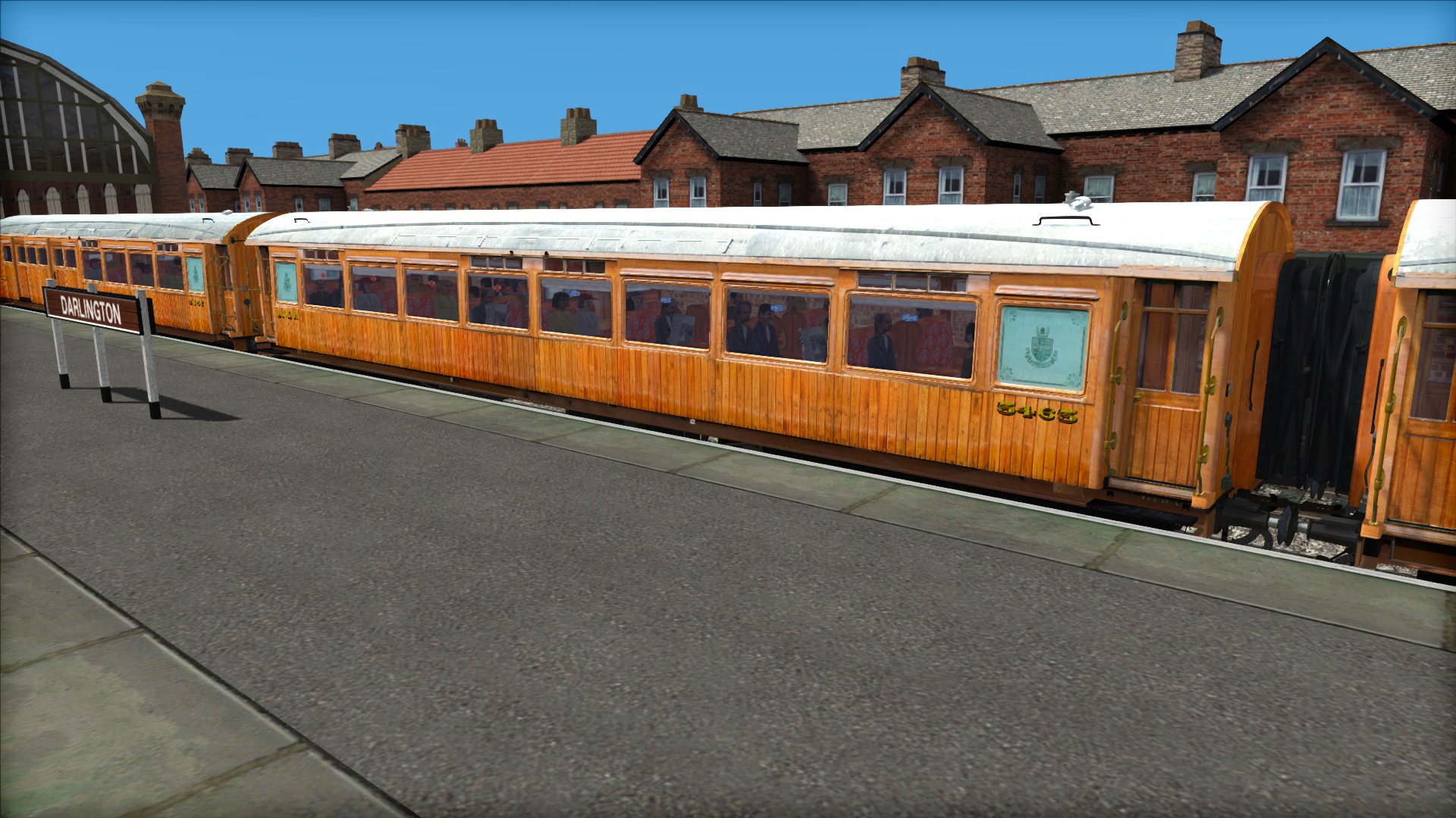 Train Simulator Marketplace: Barnum Coaches Pack 01 Add-On 2016 pc game Img-2