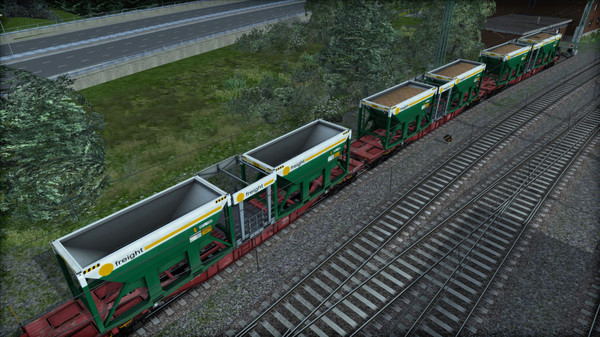 скриншот TS Marketplace: DB Sgns Hopper Pack 5