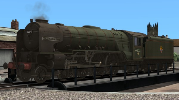 скриншот TS Marketplace: British Railways Class A2 Livery Pack Add-On 3