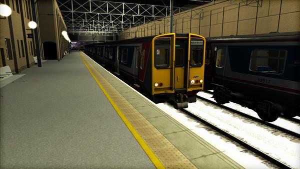 скриншот TS Marketplace: Network Southeast BR Class 313 Livery Pack 3