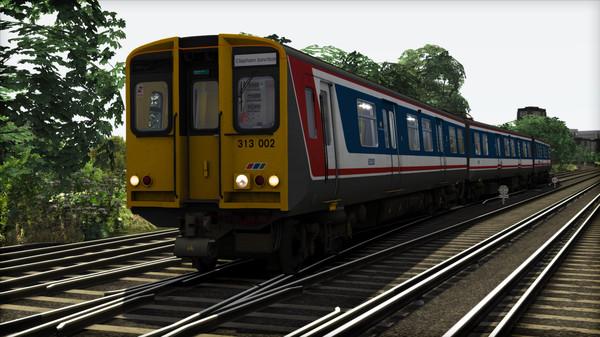 скриншот TS Marketplace: Network Southeast BR Class 313 Livery Pack 4