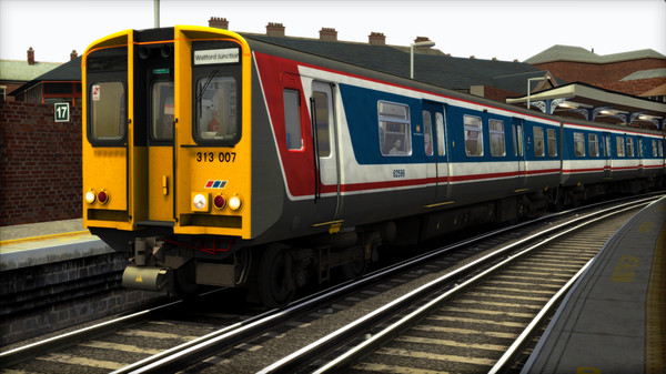 скриншот TS Marketplace: Network Southeast BR Class 313 Livery Pack 2
