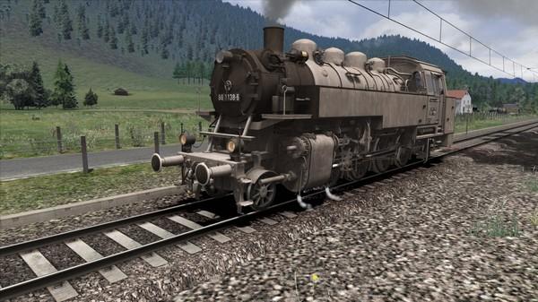 скриншот TS Marketplace: DRG BR 86 Grey Livery Pack Add-On 4