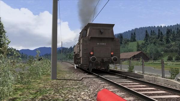 скриншот TS Marketplace: DRG BR 86 Grey Livery Pack Add-On 1