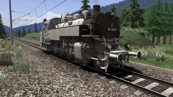 скриншот TS Marketplace: DRG BR 86 Grey Livery Pack Add-On 5