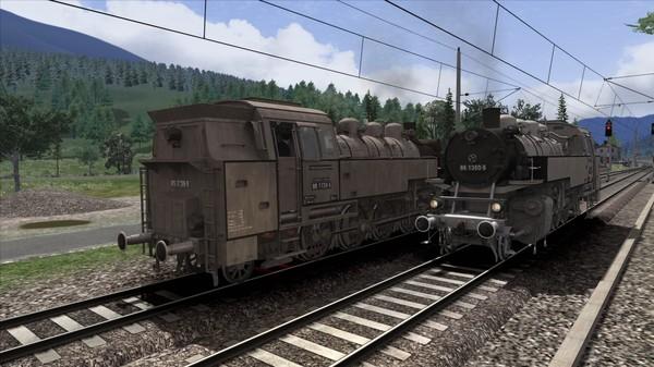 скриншот TS Marketplace: DRG BR 86 Grey Livery Pack Add-On 2