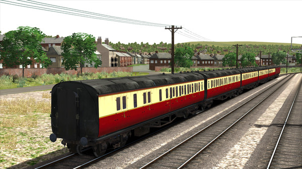 скриншот TS Marketplace: GWR High Waist Collett Coaches Pack 02 Add-On 2