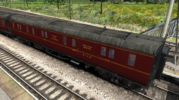 скриншот TS Marketplace: GWR High Waist Collett Coaches Pack 02 Add-On 3
