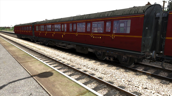 скриншот TS Marketplace: GWR High Waist Collett Coaches Pack 02 Add-On 0