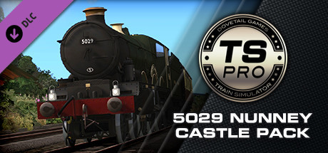 Train Simulator: GWR Nunney Castle Steam Loco Add-On