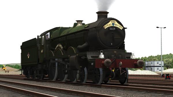 скриншот Train Simulator: GWR Nunney Castle Steam Loco Add-On 0