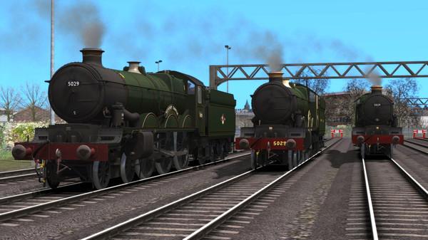 скриншот Train Simulator: GWR Nunney Castle Steam Loco Add-On 4
