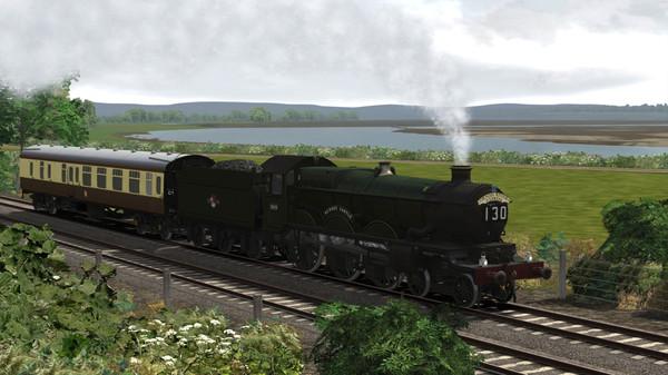 скриншот Train Simulator: GWR Nunney Castle Steam Loco Add-On 5
